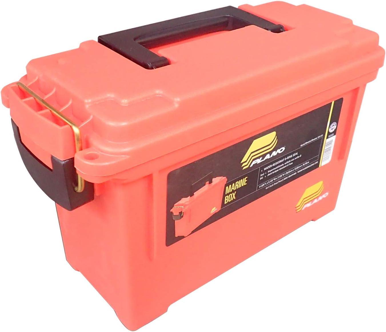 Plano 131252 Dry Storage Emergency Marine Box : Sports & Outdoors