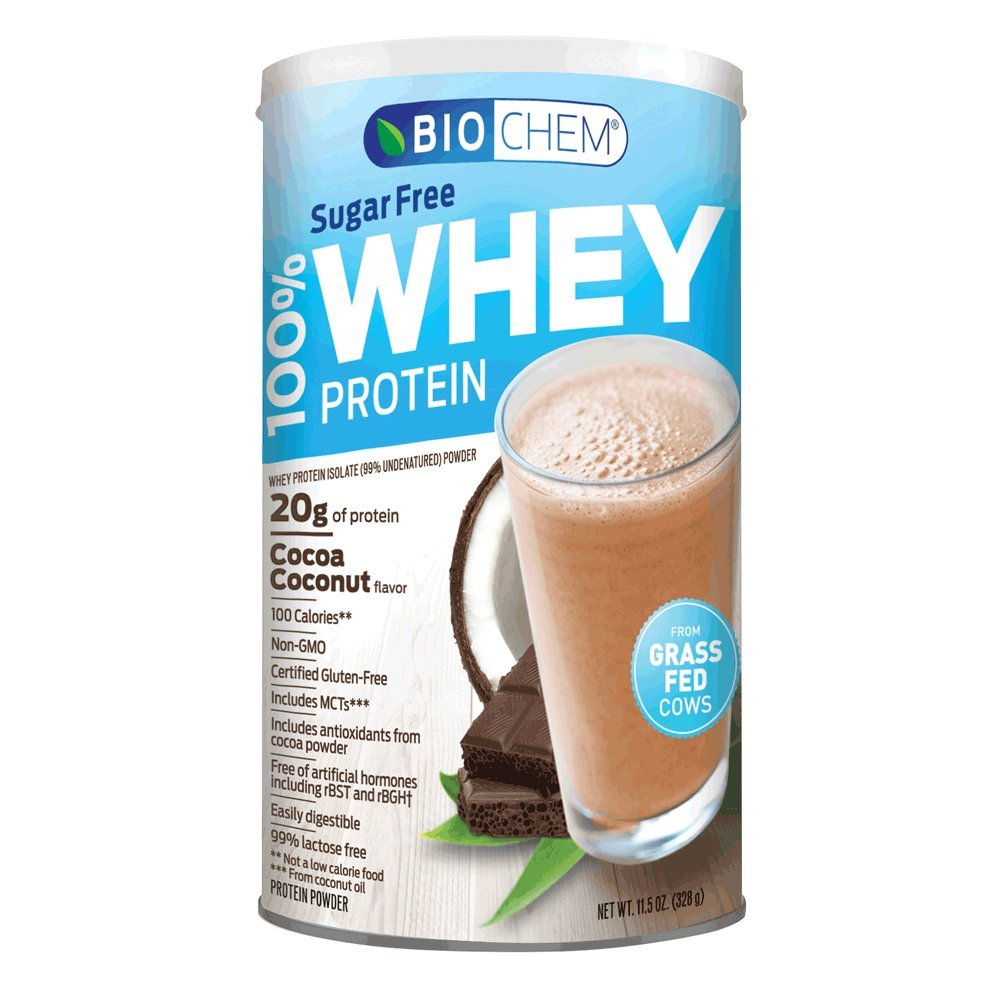 Amazon.com: Country Life - Biochem Sugar - 100% WHEY Protein ...