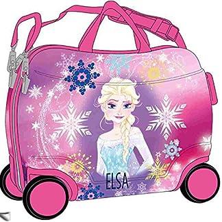 Maleta correpasillos Infantil Frozen Elsa