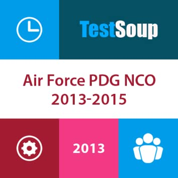 Amazon com: Air Force PDG Flashcard System - 2013-2015: Appstore for