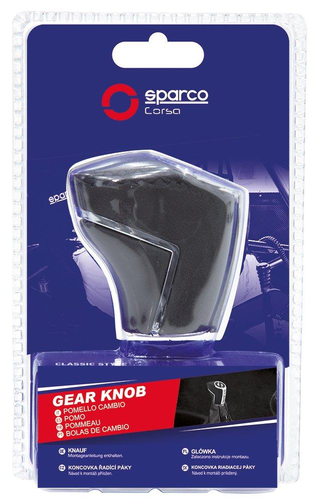 AutoStyle SP 81169 Sparco GearKnob Classic Alu//Black