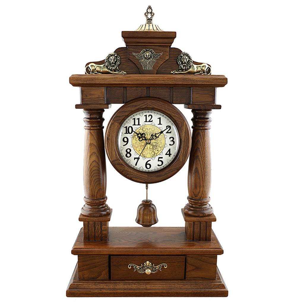 Reloj LWF Mesa para la Sala de Estar Decoración Dormitorio Sin ...