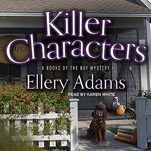 Killer Characters Audiobook