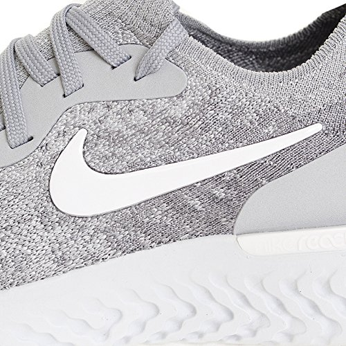 Wolf Grey Platinum React Nike Grey Cool Fitness Flyknit White Multicolore da 002 Scarpe Pure Epic Uomo 4zUz68