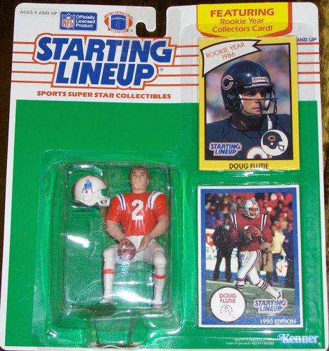Doug Flutie 1990 Starting Lineup Rookie Year ()