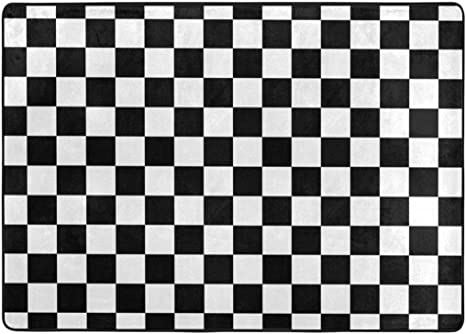 "CHECKERED FLAG 2x3FT 24/"" X 36/"" NASCAR RACING BLACK WHITE FREE SHIPPING GARAGE"