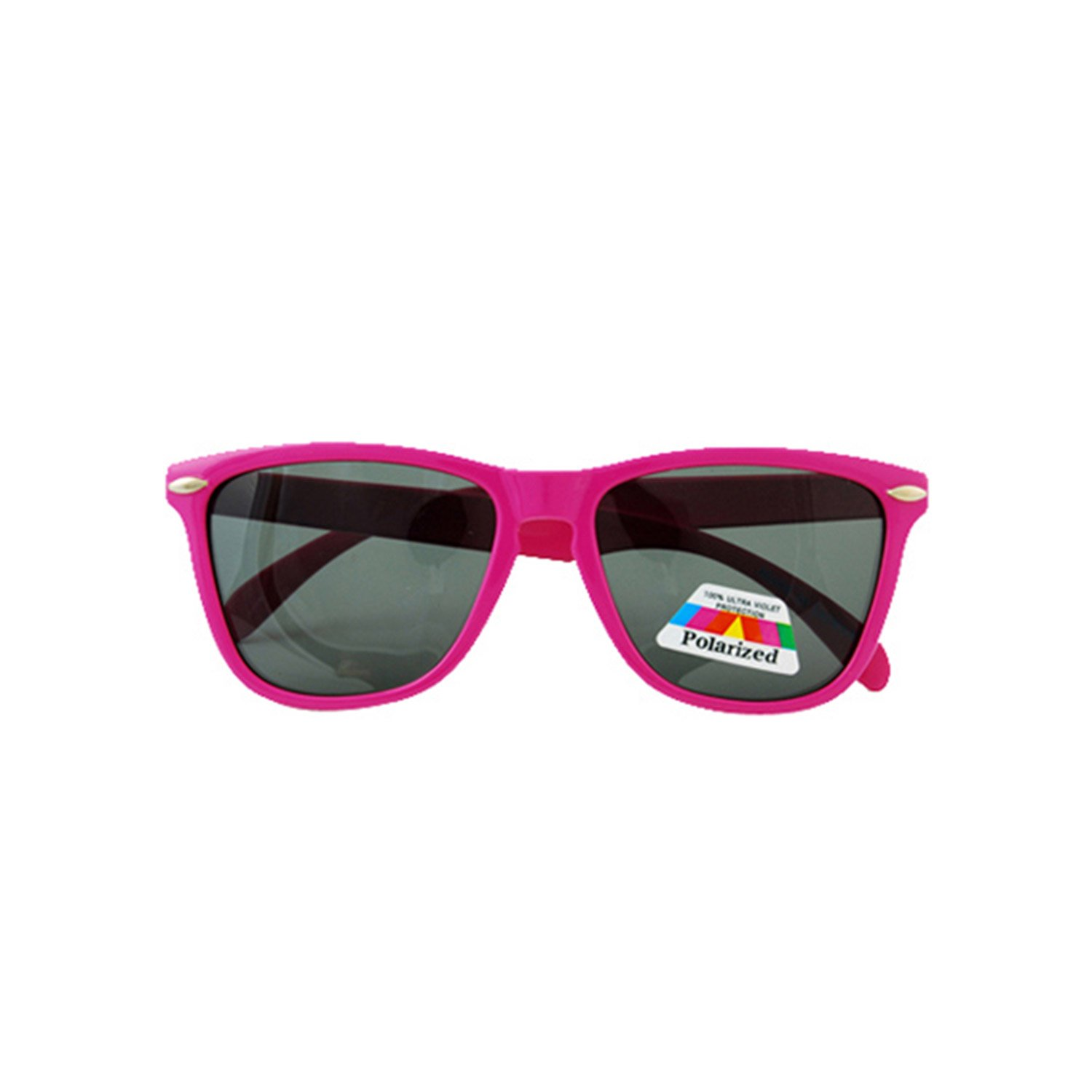BANZ: Beach Comber: Pink Kids Sunglasses | Age: 4-10 Yrs. by Baby Banz