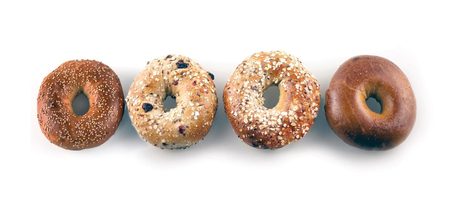 New Yorker Bagels Healthy Bagels - Fresh from NYC