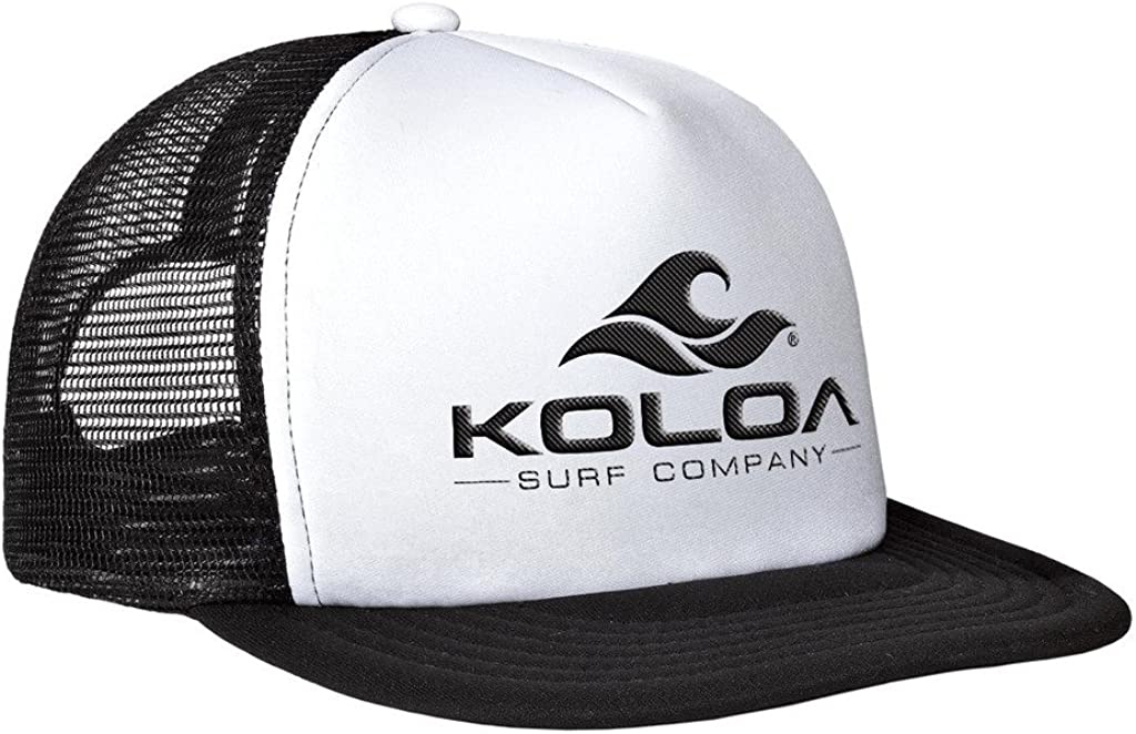 Koloa Surf Classic Mesh Back Trucker Hats in 18 Colors