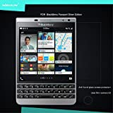 Nillkin Screen Protector for Blackberry Passport Silver Edition - Retail Packaging - Paris
