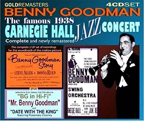 Famous 1938 Carnegie Hall Jazz Concert (Complete)