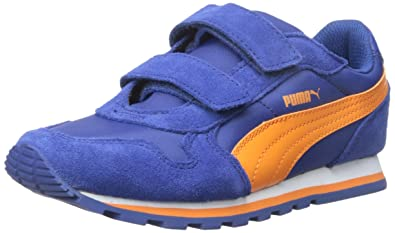 16a332653e PUMA ST Runner NL V Kids Sneaker (Little Kid)