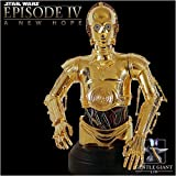 Star Wars C-3PO Gold-Plated Collectible Bust