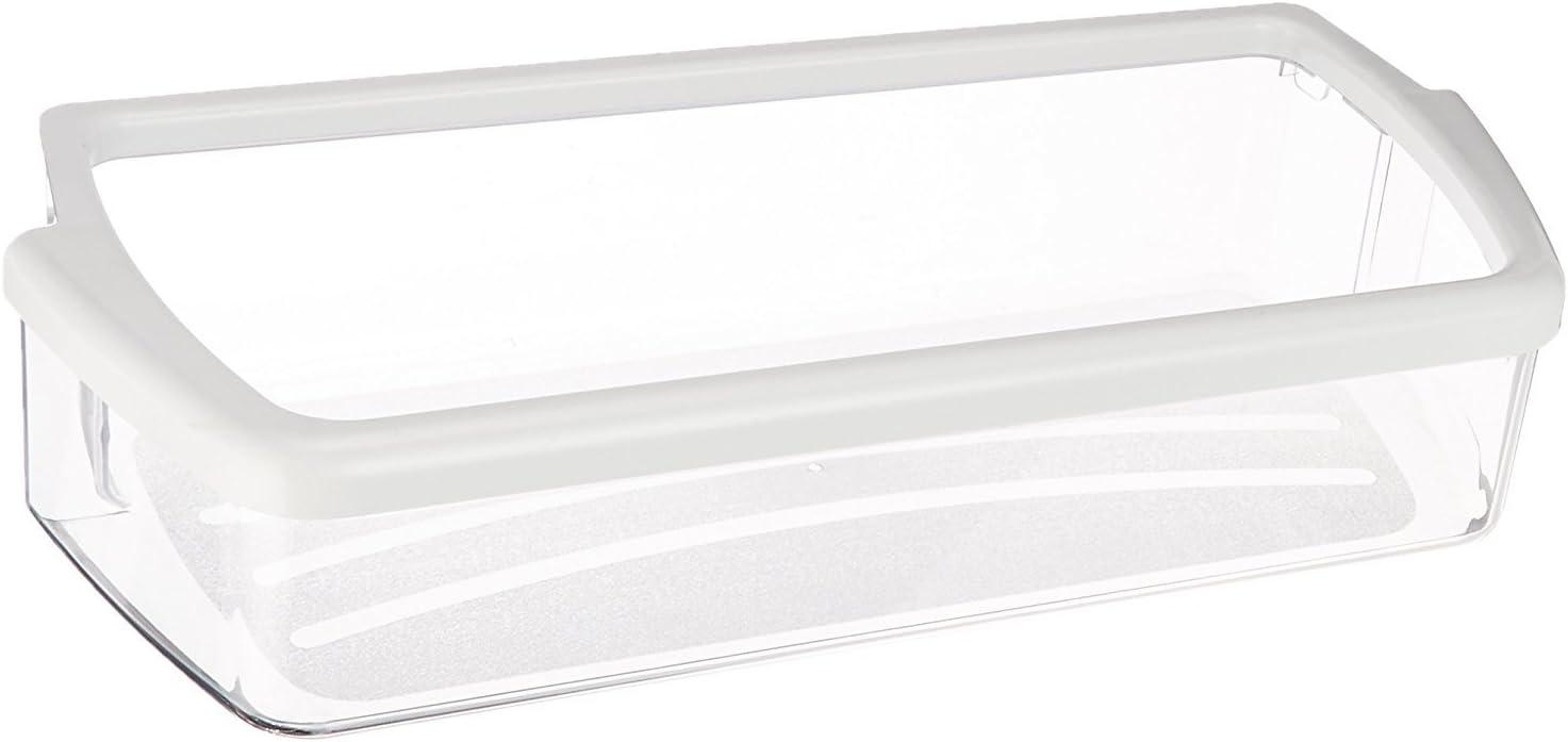 2-Pack W10321304 Refrigerator Door Bin Replacement for KitchenAid KSRV22FVSS03 Refrigerator Compatible with WPW10321304 Door Bin