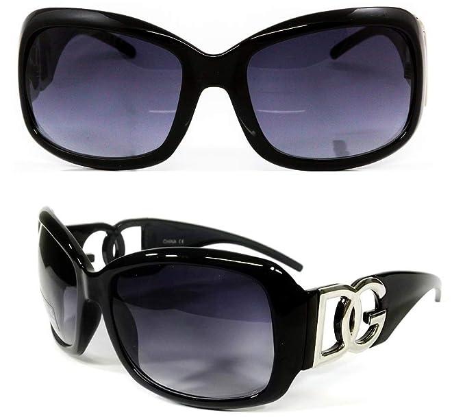 DG Eyewear ® - Gafas de sol - para mujer negro Schwarz ...