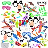 Joyin Toy Over 100 Pc Party Favor for Kids Toy Assortment, Birthday Party, School Classroom Rewards, Carnival Prizes, Pinata Fillers, Goodie Bags Fillers