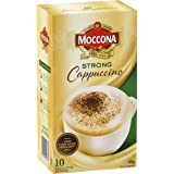 Moccona Cafe Classic Strong Cappuccino 10 Sachets 150gm