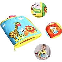 DQTYE Ultra Soft Baby First Cloth Book 3D