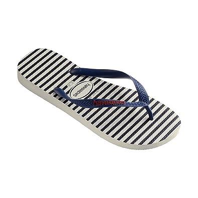 c741317237b2 Havaianas Men s Top Nautical Rubber Casual Sandals  Amazon.co.uk ...