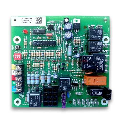OEM Upgraded Replacement for Goodman Furnace Control Circuit Board PCBBF132