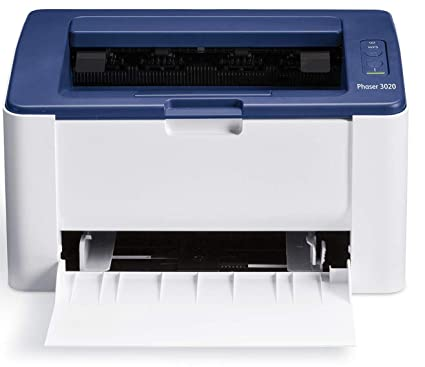 Xerox Phaser 3020_BI Single Function Wireless Printer (White)