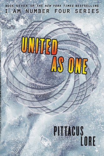 United as One (Lorien Legacies) cover