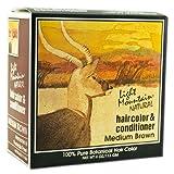 Light Mountain Henna Brown