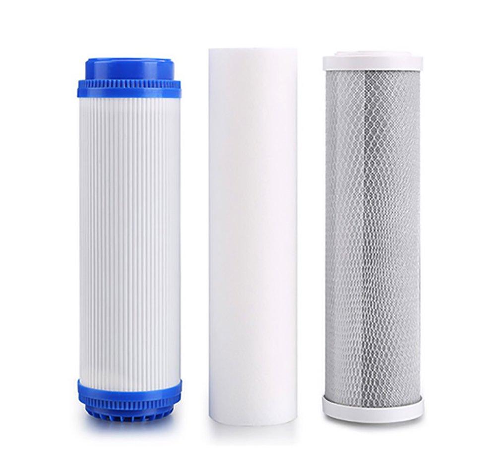 powcube PC214 sistema de filtración de agua potable de ósmosis inversa a 5 niveles - 75 GPD: Amazon.es: Electrónica