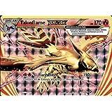Pokemon - Talonflame BREAK (21/114) - XY Steam Siege - Holo