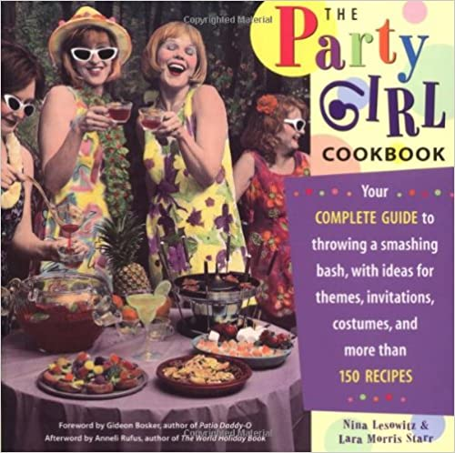 New pdf release the party girl cookbook derek preece books new pdf release the party girl cookbook forumfinder Gallery
