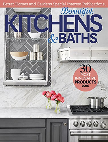 Better Homes And Gardens Beautiful Kitchens Baths Kindle