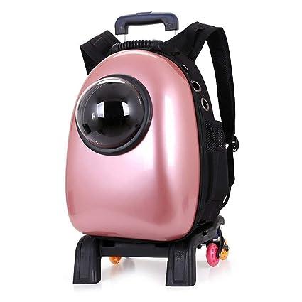 Respirable Mascota Perro Portador Mochilas Perrito Gato Suave Cara Bolsa De Viaje Acolchado,Robusto Impermeable