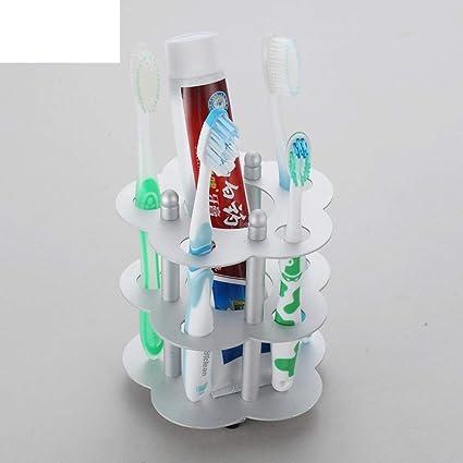 NAERFB Espacio Creativo de Aluminio Cepillo/Traje de portavasos Porta Vasos multifuncionales