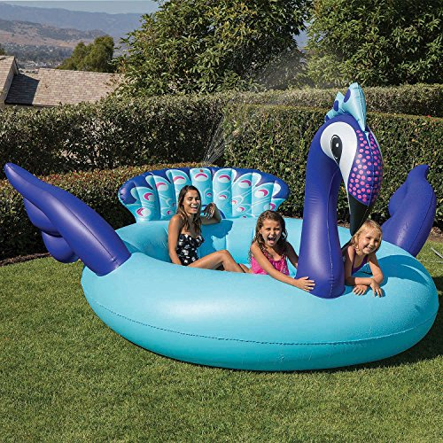 Sun Pleasures Peacock Sprayer Pool by Sun Pleasure (Image #1)