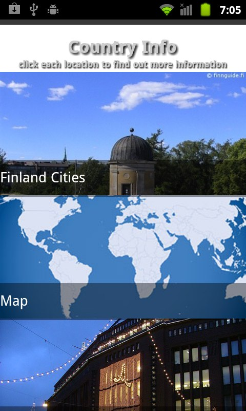 Amazon.com: Finland Travel Guide: Appstore for Android