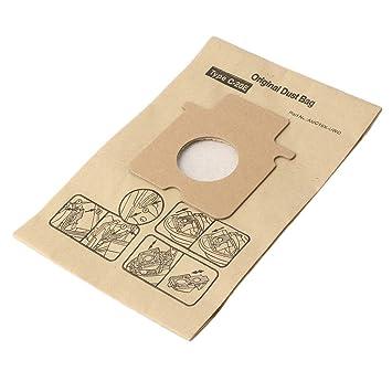 Bolsa de papel desechable universal para aspiradora MC-E7101 ...