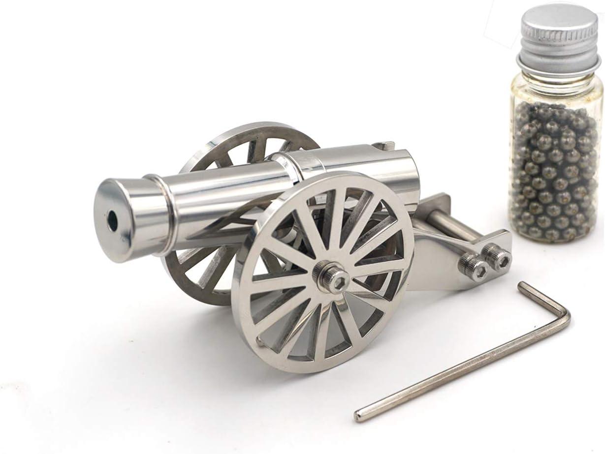 Mini kits de réplicas de artillería naval de arco cruzado, troquelado en miniatura