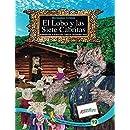 El Lobo y las Siete Cabritas-LIBRO INFANTIL: Tomo 19 de los Clá