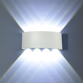Honphier 8w Wandlampe Wandleuchte Led Innen Modern Led Lichter