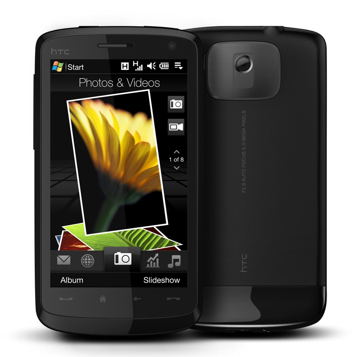 application htc touch hd t8282 gratuit