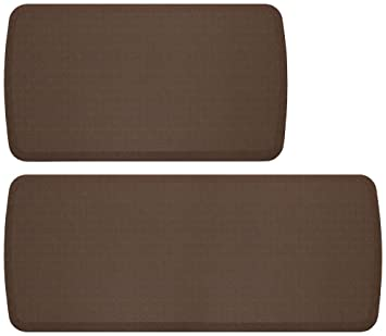 GelPro Elite Anti Fatigue Kitchen Mat Bundle   Buy More Save More!, Linen