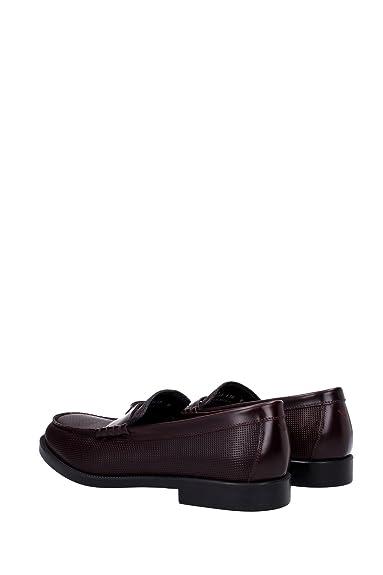 Mocasines Armani Emporio Hombre - (X4A095XC61600011) 44 EU: Amazon.es: Zapatos y complementos