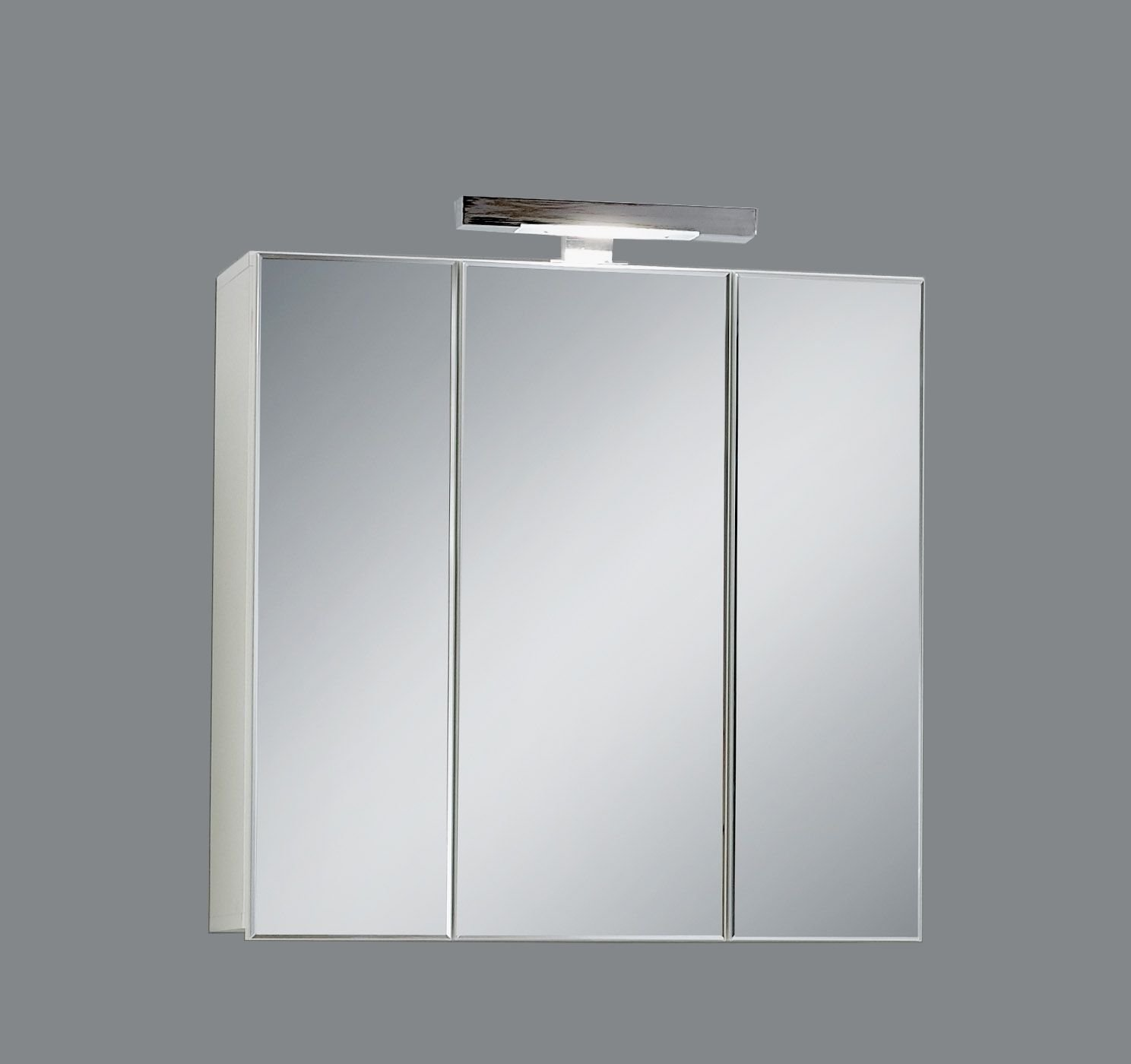 Mirrored Bathroom Cabinets Uk Expo Double Mirror Bathroom Cabinet Shaver Socket Lights White