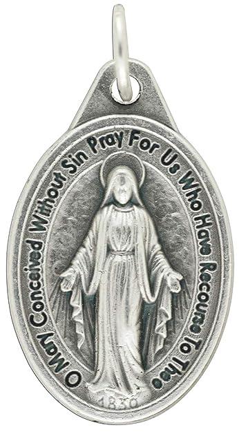 Gifts Catholic, Inc  Bulk Buy 100 Pcs - Miraculous Medal 1