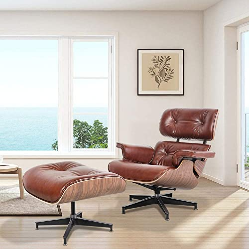 Leather Recliner Living Room Recliner