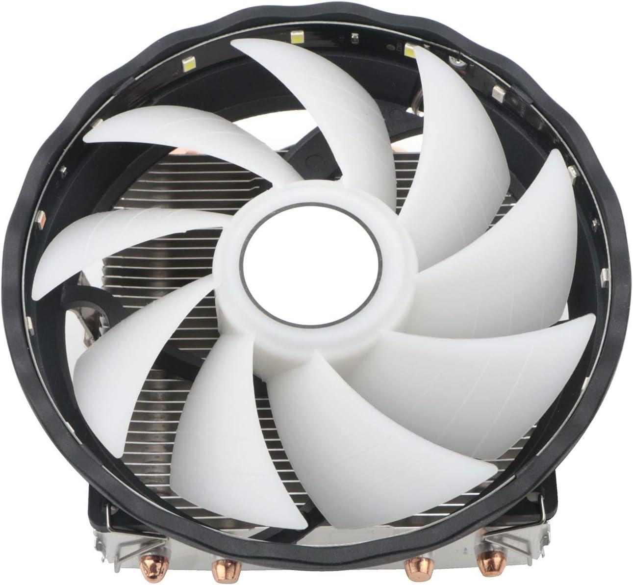 Cooler 92mm para Intel AMD (LGA 775 1150 1155 1151 1156)