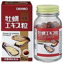 Orihiro Oysters Extract 120 Grain by ORIHIRO