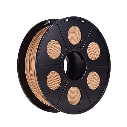 Leslaur Anet 1.75mm Impresora 3D Filamento de madera PLA ...