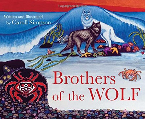 Brothers of the Wolf (Coastal Spirit Tales)