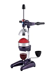 Commercial Grade Can-Can Manual Citrus Press - Pomegranate